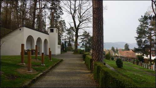 Friedhof Steinmöri