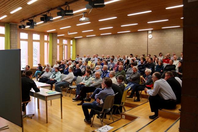 Teilnehmer am Workshop Gemeinde Entwicklung vom 9.9.2016