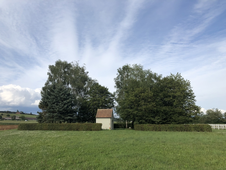Grundwasserpumpwerk Hofstetten