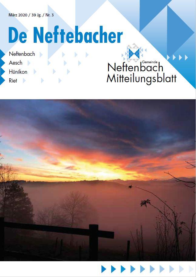 Mitteilungsblatt März 2020