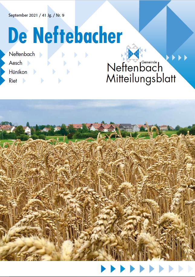 Mitteilungsblatt September 2021
